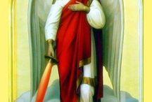 Archangels and Saints