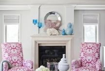 Living room / by Alexis Lampasi-Betts