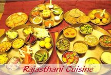 Cuisine of Different Place