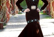 Traditional Rodeo Queen Wear