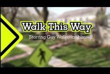 Safety Pedestrian Videos