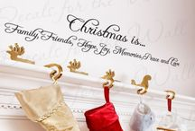 Christmas Decor Ideas / Christmas decor and holiday decorating ideas!  Message us if you want to be a contributor!