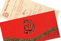 Kankotri / Hindu Wedding Invitation Cards (Kankotri) - Designed and Printed in the UK