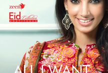 Zeen | Eid Collection | 2015 / Eid Collection | Colors That Define The Occasion