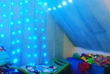 sensory / a sensory room made for my son who has autism, sensory prosessing disorder and global development delay