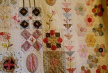 Projet stonefields quilt / by girouette
