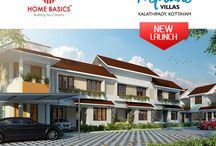New Launch :: Neptune Villas, Luxury Villas Kottayam