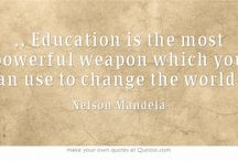 Quotes in education