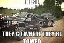 Ford haha's
