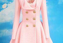Girly coats