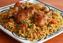 Middlle eastern food