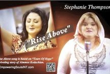 Rise Above ~ The Song / Rise Above is based off of Tears of Hope.