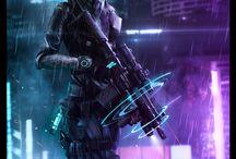 Cyberpunk*