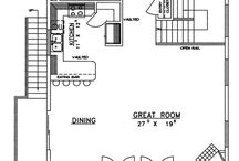House Plans / by Mary Heustis- Barrett