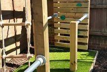 Backyard/ Forts
