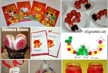 Chinese New Year Crafts & Activities / by I Heart Crafty Things
