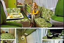 mobility / motor homes, vans, self-sufficiency, in style  / by nerdletta .