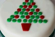 Pasteles Navidad  / by Miriam Vidaurri