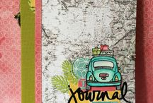 Road Book - Carnet vacances