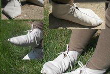 zelf schoenen maken