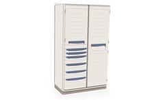Starsys Tall Stationary Cabinets