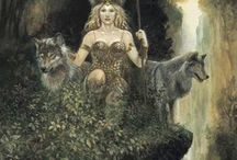 Skandinavische Mythologie: Scandinavian Mythology