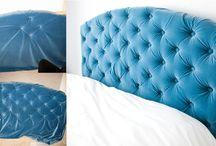 Záhlavia postelí z vlastnej dielne