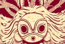 The worl of miyazaki