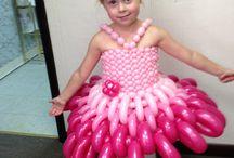 ballonnen jurk