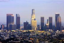 Downtown CBD van LA