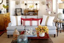 Living room / by Ashley Baltazar