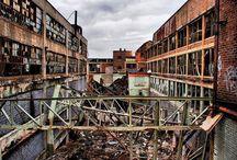 Patrimonio Industrial Estados Unidos