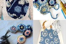 Crochet Handbags / Hexagong