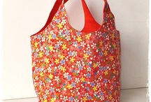 I made these - totes / by Bunny Bags