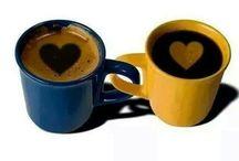cafeaua  de dimineața