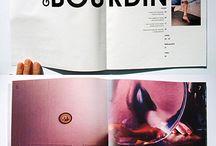 Magazine * Editorial Work