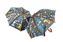 Colour Changing Umbrellas by Floss and Rock