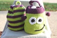 Crochet items / by Mary Schneider