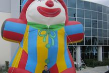 Giant Inflatable Props