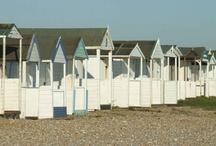 We love beach huts