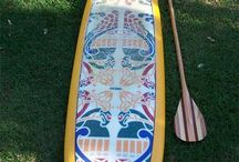 SUP / by Kathy Sparkling Design