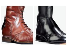 A world of Customizations / All the options available on the Fabbri custom boots!