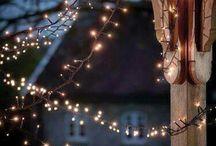 Fairy lights...
