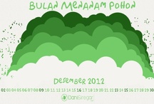 Calender Wallpaper / by Dani Siregar