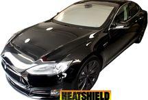 "Teslarati.com - Tesla Model S Custom ""Heatshield"" Sunshade Review / Tesla Model S Custom ""Heatshield"" Sunshade Review. Read more at http://www.teslarati.com/tesla-model-s-heatshield-sunshade-heatshield-review/"