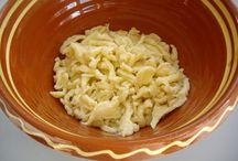 pâtes alsaciennes