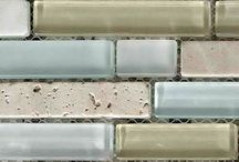 Mosaics / #glassmosaics #stonemosaics