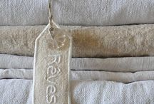 Linen and Lace / Vintage Linens