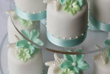 Mini Tortas/pasteles
