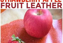 Dessert Fruit Leather